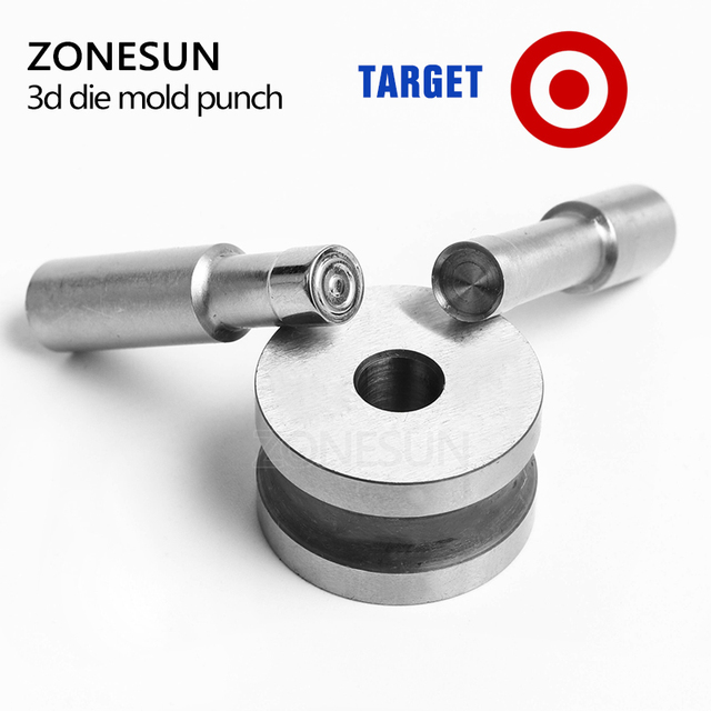 US $98 0 |ZONESUN cnc Tablet Press Steel Custom Hole Punch Die Set TDP  5/1 5 for tablet machine-in Tool Parts from Tools on Aliexpress com |  Alibaba