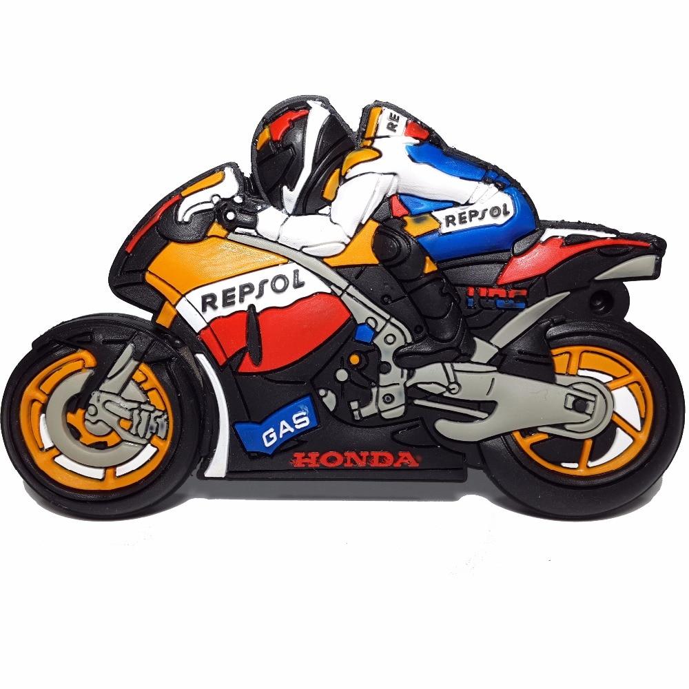 Gambar kartun balapan motor
