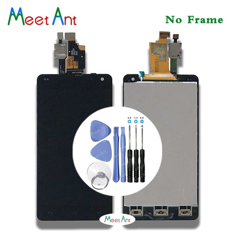 High Quality 4.7'' For LG Optimus G LS970 F180 E971 E973 E975 LCD Display Screen With Touch Screen Digitizer Assembly + Tool