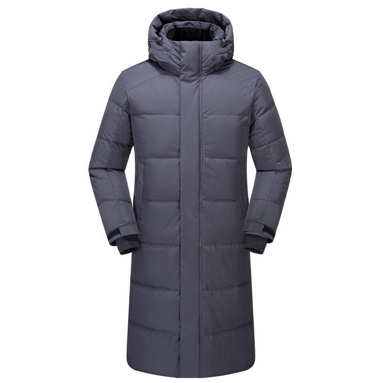 2018 Winter Männer Unten Mantel Mode Klassische Hinunter Jacke Hohe Qualität Parka Männer Casual Business Männer Verdickung Warme Mantel