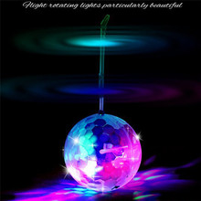 2017 New toys for children dolls RC Flying Ball Drone Helicopter Ball Built-in Shinning LED Lighting for Kids Toy