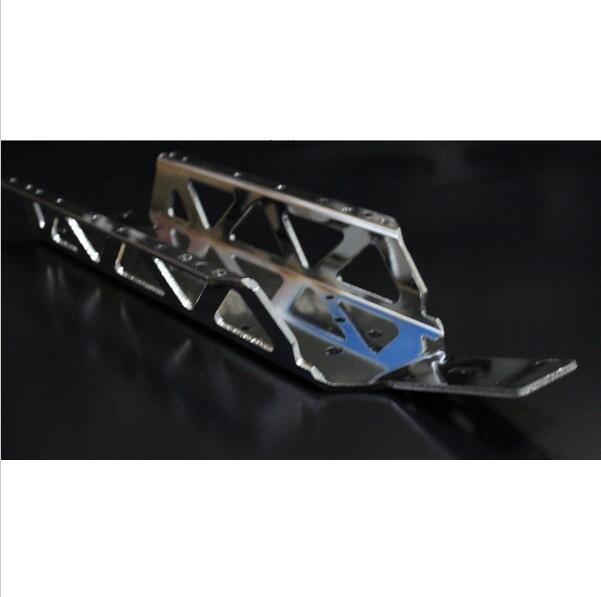 все цены на  Baja chassis chrome  For 1/5 HPI Baja 5B 5T 5SC  онлайн