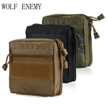 Military Sport Medical Bag Army 1000D Molle Pouch Utility Military First Aid Kit Survival Kits Pouch