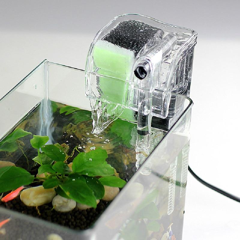 acquista all 39 ingrosso online mini acquario filtro da
