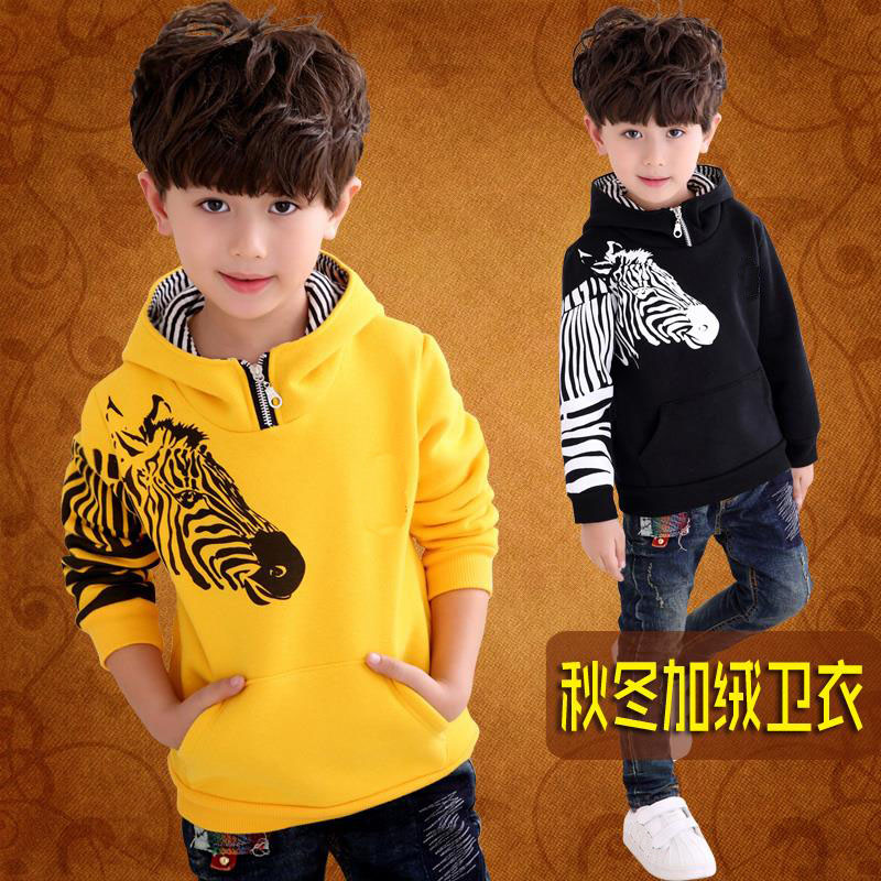 61342852a 2017 winter warm thicken boys coat jacket hoodies outerwear teenage ...