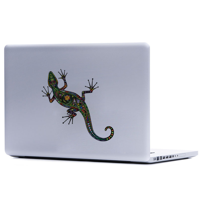Image 3 - 14*14 CM Vivid Lizard Salamander Pattern Vinyl Car Styling Funny Animal Car Stickers Automobile Boy Decoration Accessories-in Car Stickers from Automobiles & Motorcycles