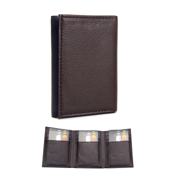 Luxury Men's Wallet Leather Solid Slim Wallets Men Pu Leather Bifold Short Credit Card Holders Coin Purses Business Purse Male 10