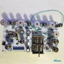 IWISTAO Tube FM Stereo Radio Tuner Finished PCBA  Preamplifier Version No Including Power Transformer HIFI Audio 110V/220V DIY