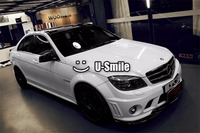 High Quality Glossy White Vinyl Wrap Gloss White Vinyl Film Air Bubble Free For Car Wrapping Size: 1.52x30M