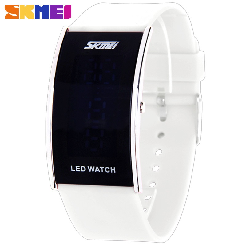 SKMEI Brand LED Waterproof Digital Mens Watch Men Sports Watches Fashion Outdoor  Casual Women Military watch digital-watch