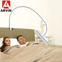 120 سنتيمتر دوران الذراع الطويل المعادن اللوحي حامل الهاتف لباد برو الهواء مصغرة 4 10.6 بوصة السرير كسول الجدول قوس حامل ل IPhone X XS