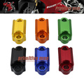 For DUCATI 999/998/996/749/748 CNC Front Brake/Clutch Reservoir Cylinder Clamp Cover 6 Colors