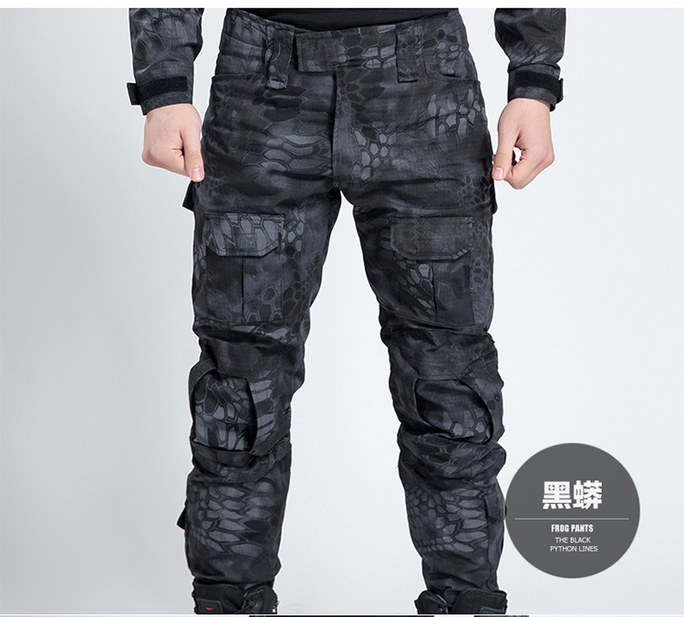 Pantalon 3 Tácticos Pantalones 4 Gratuito 7 9 Combate Militar 2 8 1 Homme Envío 5 11 Camuflaje 6 Ejército Cargo 70707 10 Serpiente 2017 C0ZCq