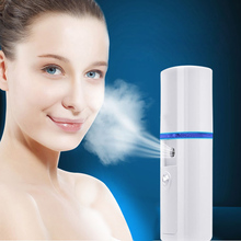Face Spray Care Health Spa Nano Spray Mist Facial Steamer Beauty Hydrating Water Portable For Skin Ultrasonic Face Beauty Care