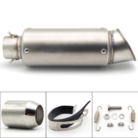2019 new 51mm / 60mm motorcycle exhaust pipe with DB motorcycle killer exhaust pipe muffler for exhaust muffler exhaust pipe