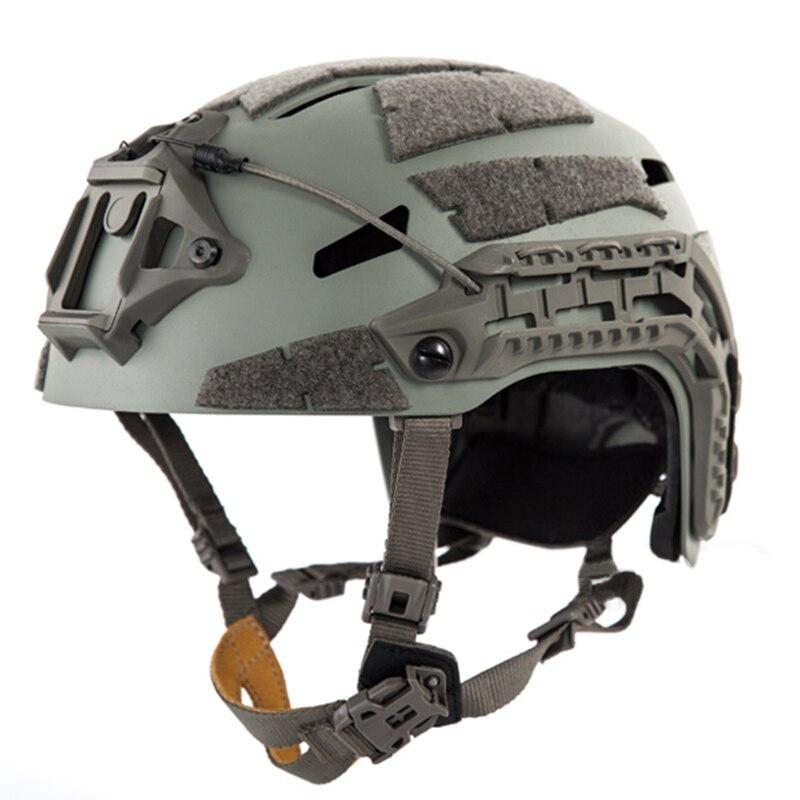M//L FMA Tactical Airsoft Paintball Caiman Ballistic Helmet Space
