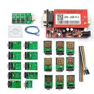 Image 5 - UPA USB programcı V1.3 için sürüm ana ünitesi UPA USB adaptörü ECU Chip tuning UPA USB UPA USB 1.3