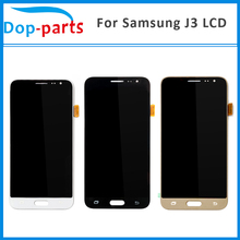 100Pcs LCD For Samsung Galaxy J3 J320 J320A J320F J320M J320FN 2016 LCD Display Touch Screen Digitizer Assembly Replacement for original samsung lcd screen for galaxy j3 j320 j320a j320f j320fn 2016 lcd display touch screen digitizer repair assembly