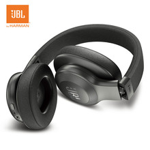 JBL E55BT Headset Bluetooth Wireless Headphones Wire Earphone  Portable Music HIFI Bass Headphones with Mic