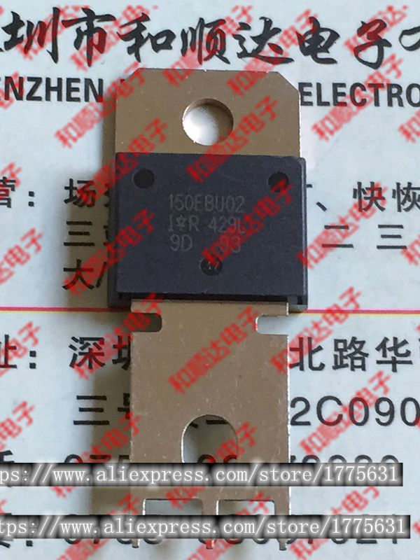 1pcs/lot 150EBU02 200V 150A In Stock