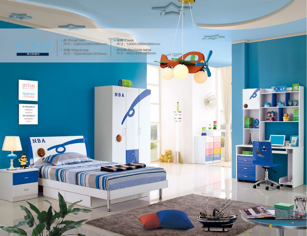 2016 Literas Bunk Beds Limited Hot Sale Wood Childrens With Stairs Camas Kindergarten Furniture Basketball Bedroom Set