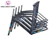 Rolling Stone Corsa Aerodynamic Road Carbon Frame set 46cm 49cm 52cm UCI certified Road Bicycle frame Bike frame