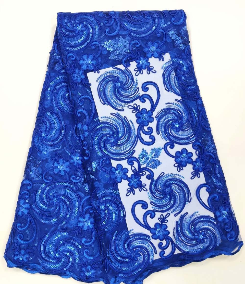 Latest African Lace Fabric 2019 High Quality French Lace Fabric for Diy Party Wedding Dress ClothesLatest African Lace Fabric 2019 High Quality French Lace Fabric for Diy Party Wedding Dress Clothes