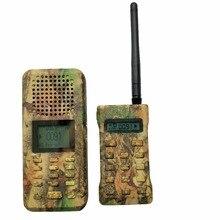 PDDHKK Открытый Охота Птица звонящий MP3 с пультом дистанционного управления Встроенный 150 птица голоса Хищник звук звонящий камуфляж цвет