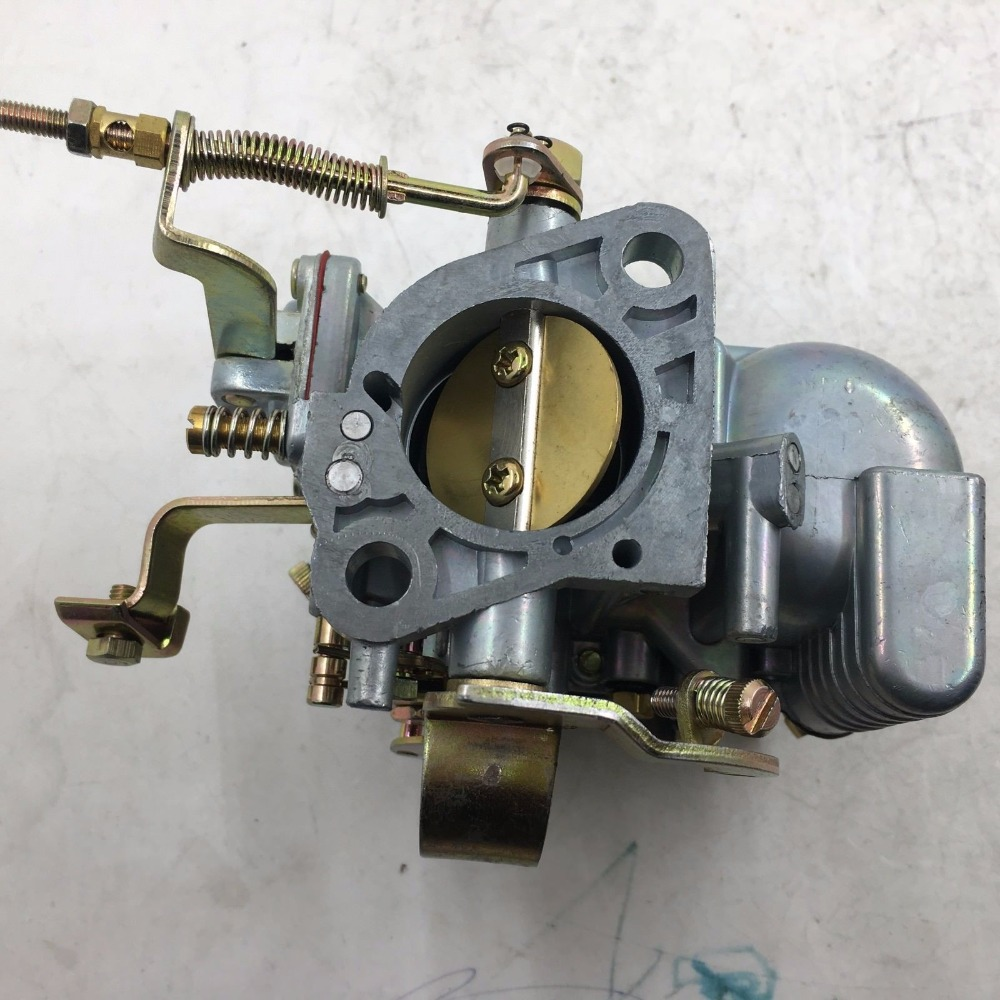 Sherryberg Carburettor Carb Carburetor For Zenith Solex 1 Barrel Parts Diagram On Exploded Free Shipping Single Port Citroen 2cv