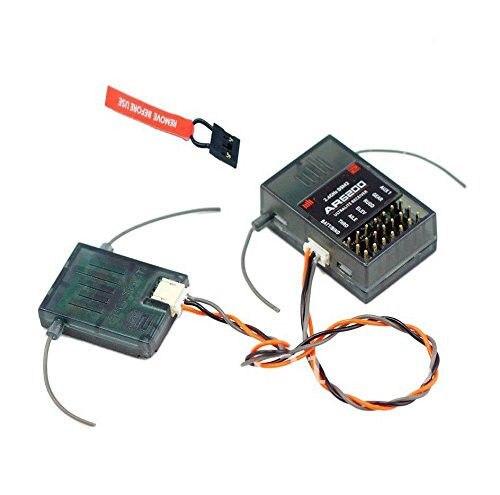 5 pièces 2.4 GHz AR6200 dsm2 récepteur SPEKTRUM 6 canaux (vrac) spot sans satellite et câble-in Pièces et accessoires from Jeux et loisirs    1