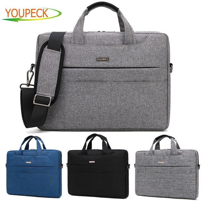 80a1e89f74 Coolbell sacoche d'ordinateur portable de marque 15.6 14 13.3 12 pouces sac  à bandoulière