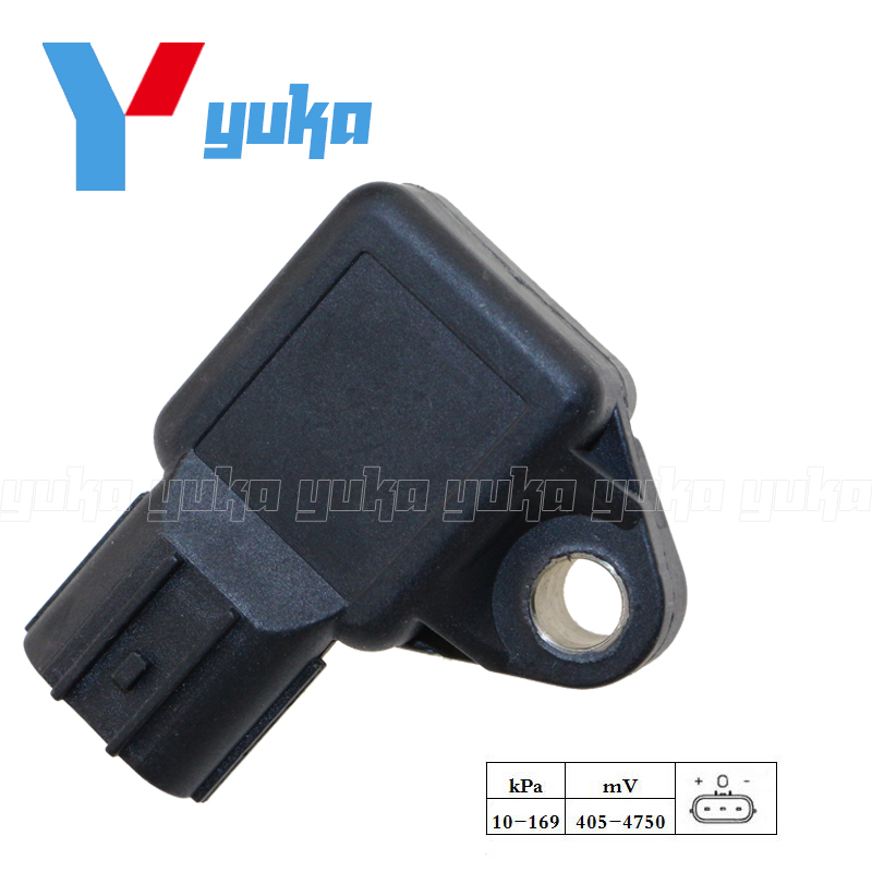 Brand New MAP Sensor Assy For Acura RSX 2.0L MDX 3.5L TSX