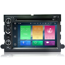 Android 6.0 2 Din 7 Inch Car DVD Player For FORD/F-150/Mustang/Explorer/Kuga/Edge 2G RAM 32G ROM 3G/4G WIFI Radio Navigation GPS