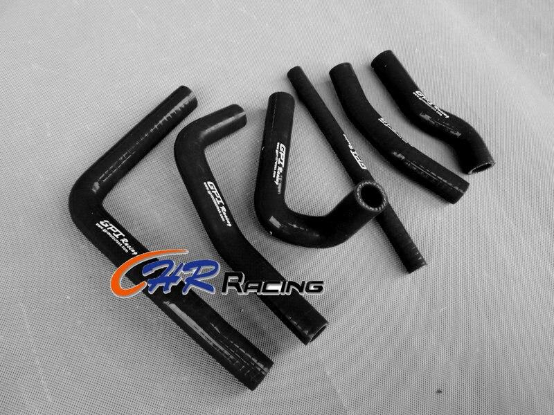 Для Honda CR250 CR250R CR 250 R 2-х тактный двигатель 2000 2001 00 01 силиконовый шланг радиатора