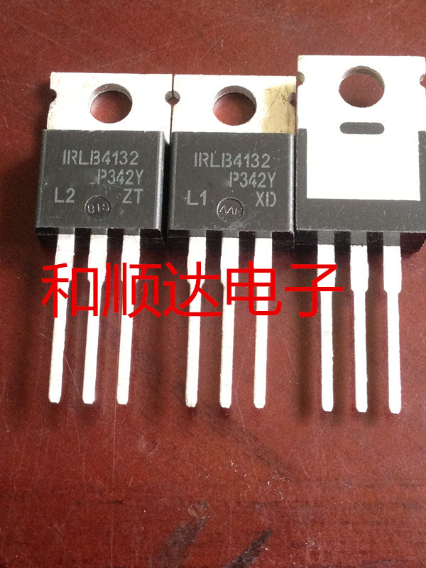 Free Shipping 10pcs/lot IRLB4132 IRLB4132PBF TO-220 MOS 30V New Original