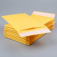 Sobres de 50 uds  envío de bolsas  sobres de burbuja Kraft  sobres de correos acolchados  envío de bolsas de sellado automático  venta al por mayor