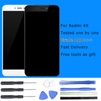 For Xiaomi Redmi 4X LCD Display Screen Touch Digitizer Replacement Cell Phone Hongmi 4x LCD Screen
