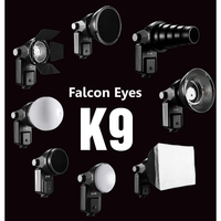 FALCONEYES Speedlite Accessories Kit SGA K9 for Nikon SB 910 900 800 700 600 Canon 580EX II 430EX II 600EX RT