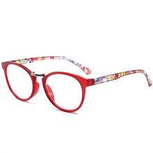 Homens Mulheres Óculos de Leitura Presbiopia Óculos NYWOOH Moda Flor de  Impressão 1.0 1.5 2.0 2.5 3.0 3.5 4.0 Dioptria para o Ve. 8ab03276d8