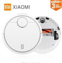 Xiaomi Пылесосы для автомобиля для дома Mi робот Автоматическая Уборка Пыли стерилизовать Smart планируется мобильное приложение Дистанционное управление