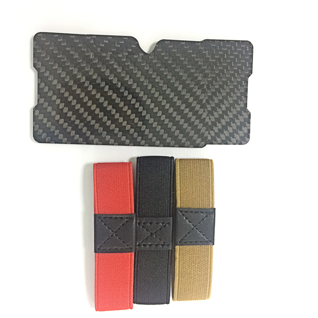 Slim Wallet, RFID Blocking Money/Credit Card Holder