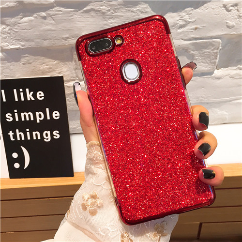 Vivo Y83 Pro Case Cover Silicone sparkle Plating Protection TPU Case For Vivo Y97 Y81 Y71 VIVO Covers