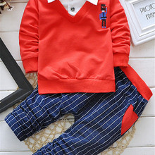 Г. осенне-зимний спортивный комплект для маленьких мальчиков, одежда с Бэтменом, спортивный костюм детский костюм Толстовка с капюшоном для мальчиков и девочек+ брюки
