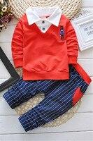 2016 New Autumn Winter Baby Boy Sport Set Batman Clothes Tracksuit Kids Baby Suit Boys And