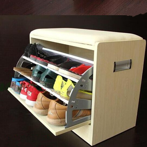Image 3 - 1 set/2 pcs sacchetto del Pattino Armadio Ferramenteria e attrezzi cornice di vibrazione In Acciaio Inox Cabinet cerniera asta di sollevamento Ferramenta per mobili