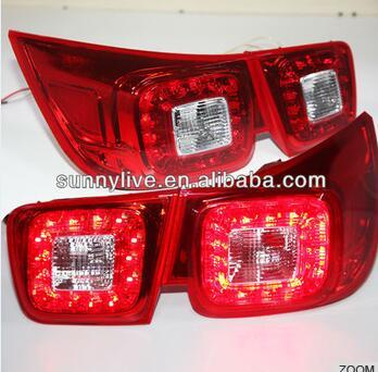 For CHEVROLET Malibu LED Tail Lamp 2012 year New Type