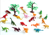 Dinosaur Toy Set Plastic Play Toys Dinosaur Model Action Figures Dinosaur Best Gift For Boys