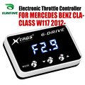 Auto Elektronische Drossel Controller Racing Gaspedal Potent Booster Für MERCEDES BENZ CLA-CLASS W117 2012-