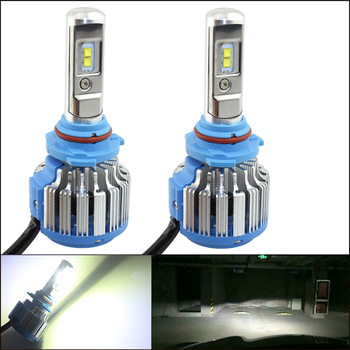T1 9005 LED Car Headlights 35W 6000k High-light LED Car Lights Bulb  d1s 55w  55w d2s  55w d2s d1s Led Car Parts H4/HB2/9003