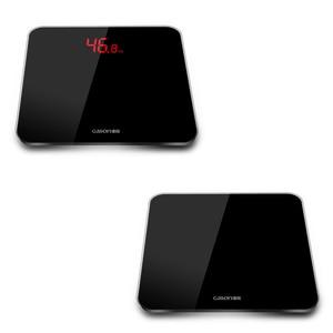 A3 Bad Waagen Genaue Smart Elektronische Digital Gewicht Hause Boden Gesundheit Balance Körper Glas LED Display 180kg